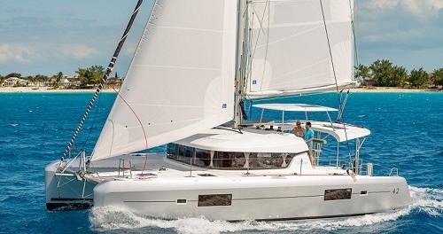 Location bateau Volos pas cher Lagoon 42