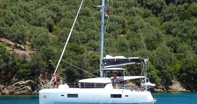 Location bateau Lagoon Lagoon 42 à Volos sur Samboat