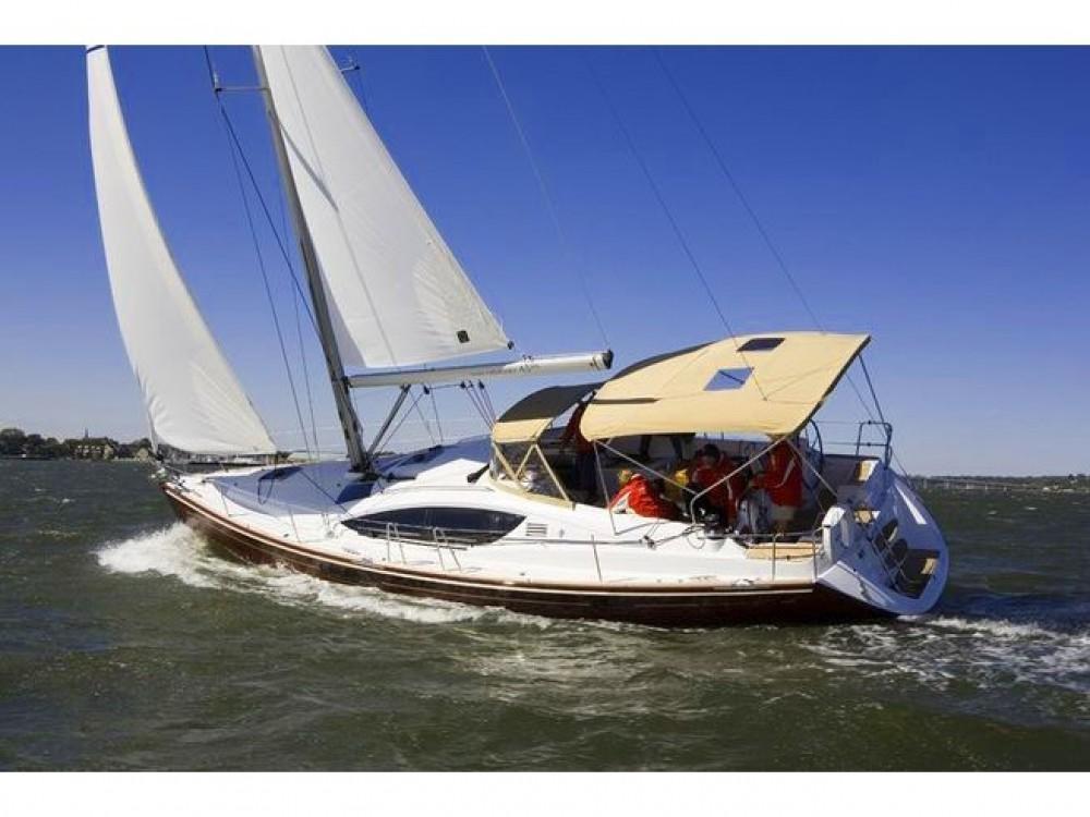 Location yacht à Volos - Jeanneau Sun Odyssey 45DS sur SamBoat