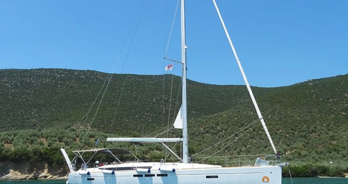 Location bateau Jeanneau Sun Odyssey 519 à Volos sur Samboat