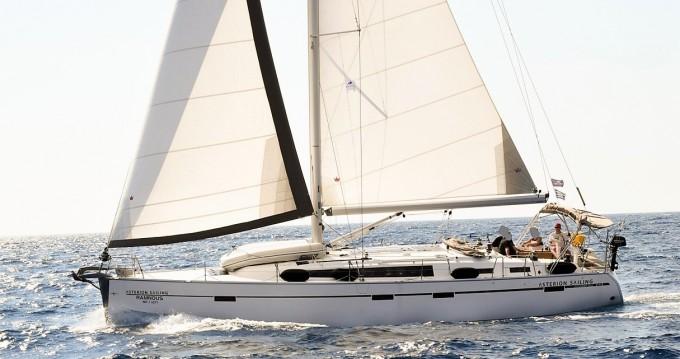 Bavaria Cruiser 51 entre particuliers et professionnel à Gouviá