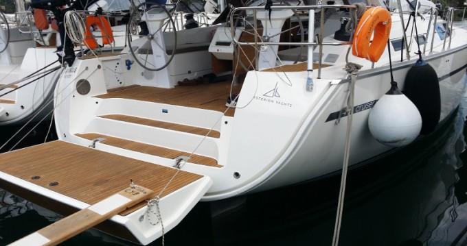 Location bateau Gouviá pas cher Cruiser 51