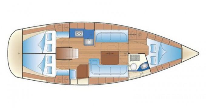 Bavaria Bavaria 38 Cruiser entre particuliers et professionnel à Gouviá