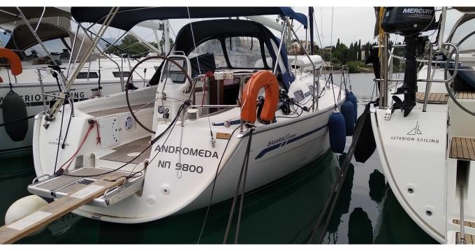 Location bateau Gouviá pas cher Bavaria 38 Cruiser