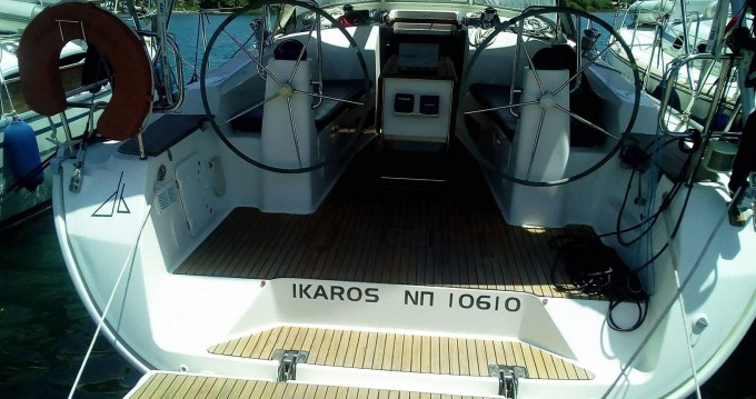 Location bateau Gouviá pas cher Bavaria 40 Cruiser