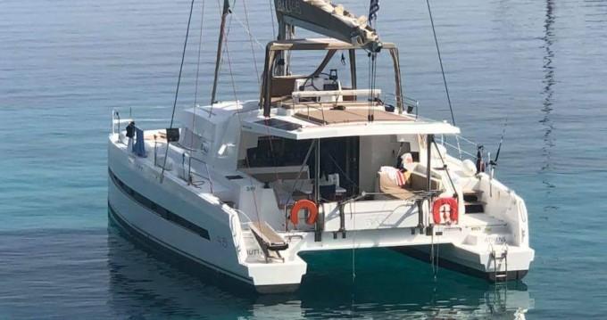 Bali Catamarans Bali 4.5 entre particuliers et professionnel à Lávrio