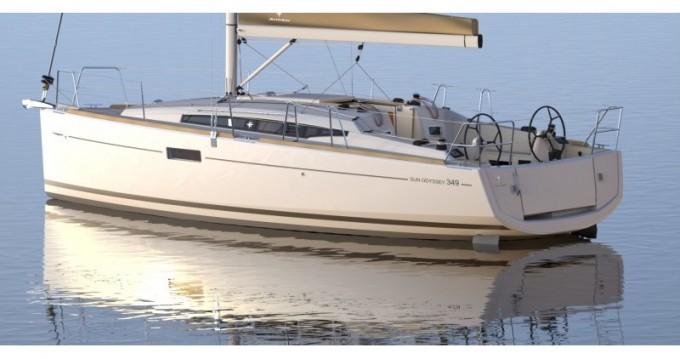 Louez un Jeanneau Sun Odyssey 349 à Volos