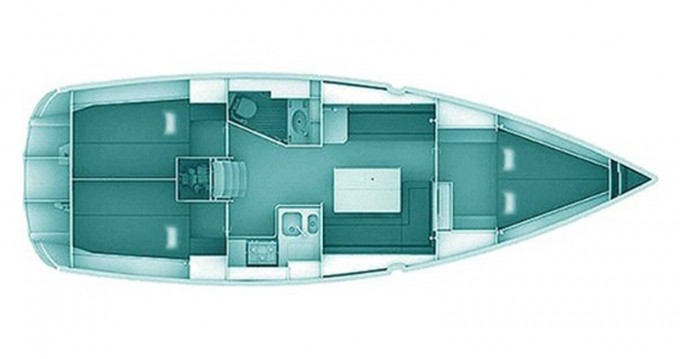 Location Voilier à Skópelos - Bavaria Cruiser 36