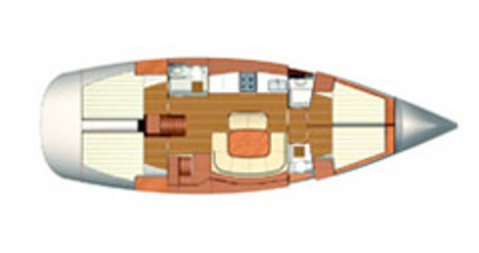 Location yacht à Marina di Ragusa - Dufour Dufour 455 GL sur SamBoat