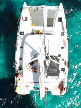 Location bateau Punta Ala pas cher Lagoon 40