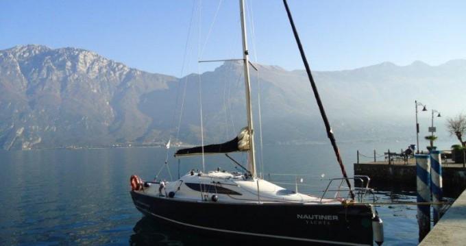 Location bateau Nautiner Nautiner 30S Race à Malcesine sur Samboat