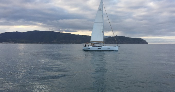 Location bateau Porto di Balestrate pas cher Dufour 460 Grand Large Aquilo 2016