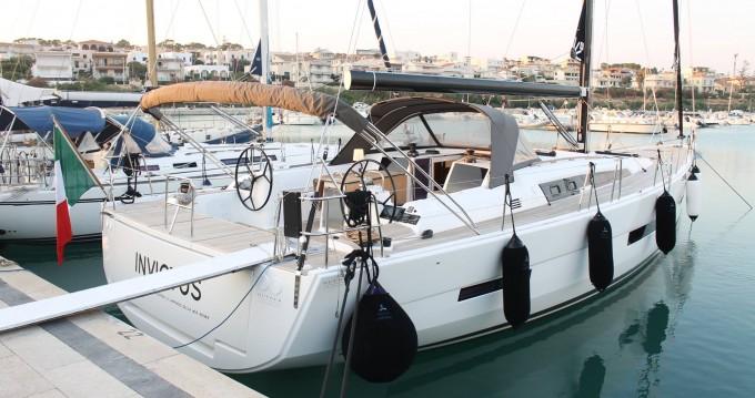 Location Voilier à Marina di Ragusa - Dufour Dufour 56 Exclusive