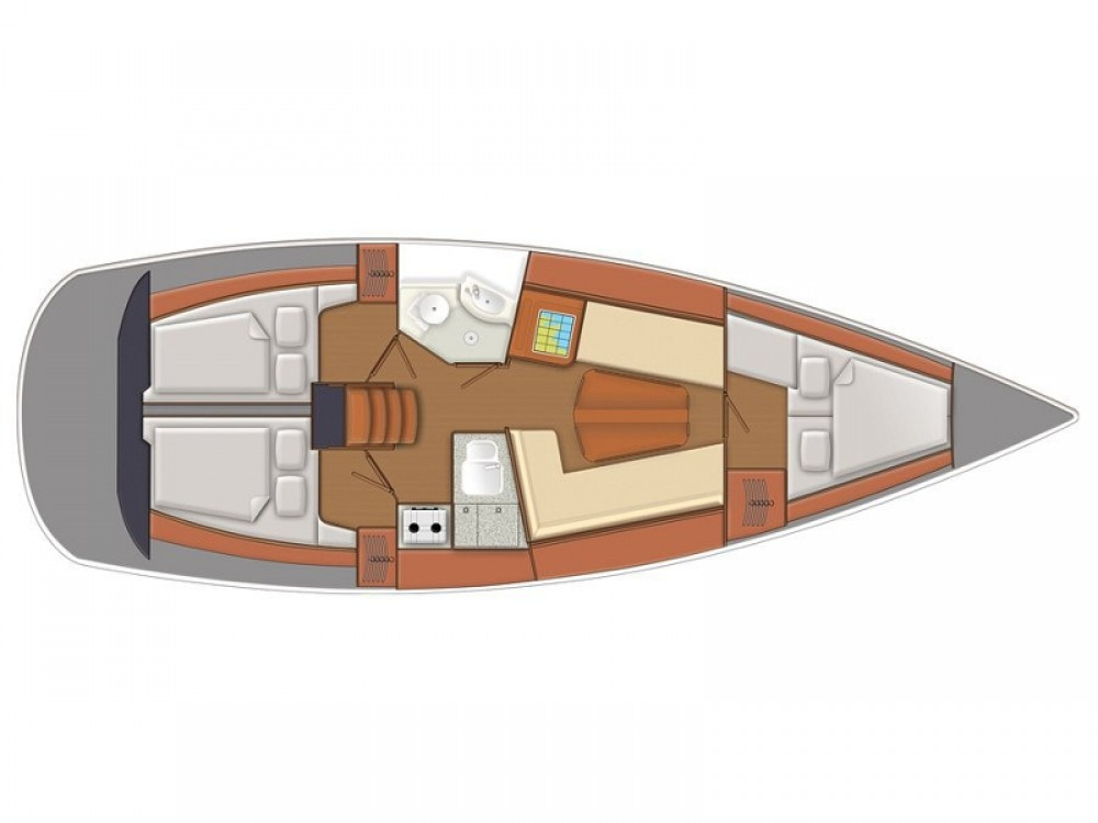 Location bateau Delphia Delphia 37 à Norvège sur Samboat