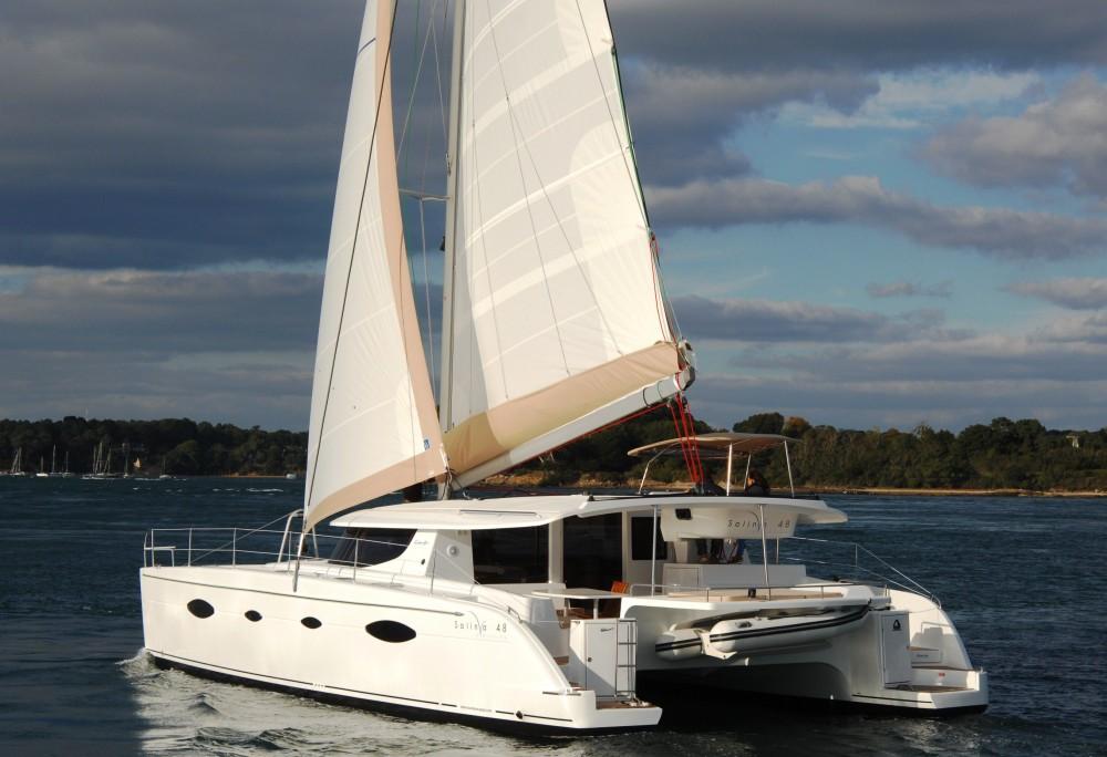 Location yacht à Norvège - Fountaine Pajot Salina 48 sur SamBoat