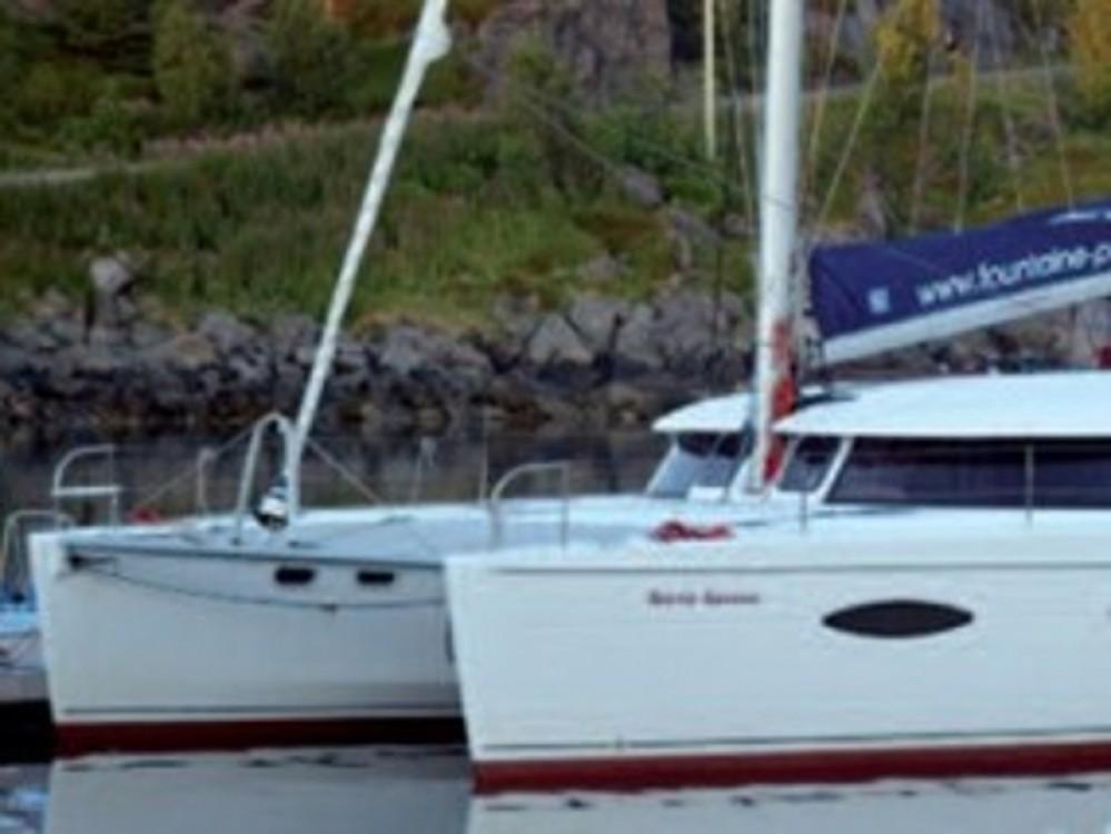 Location Catamaran à Norvège - Fountaine Pajot Salina 48