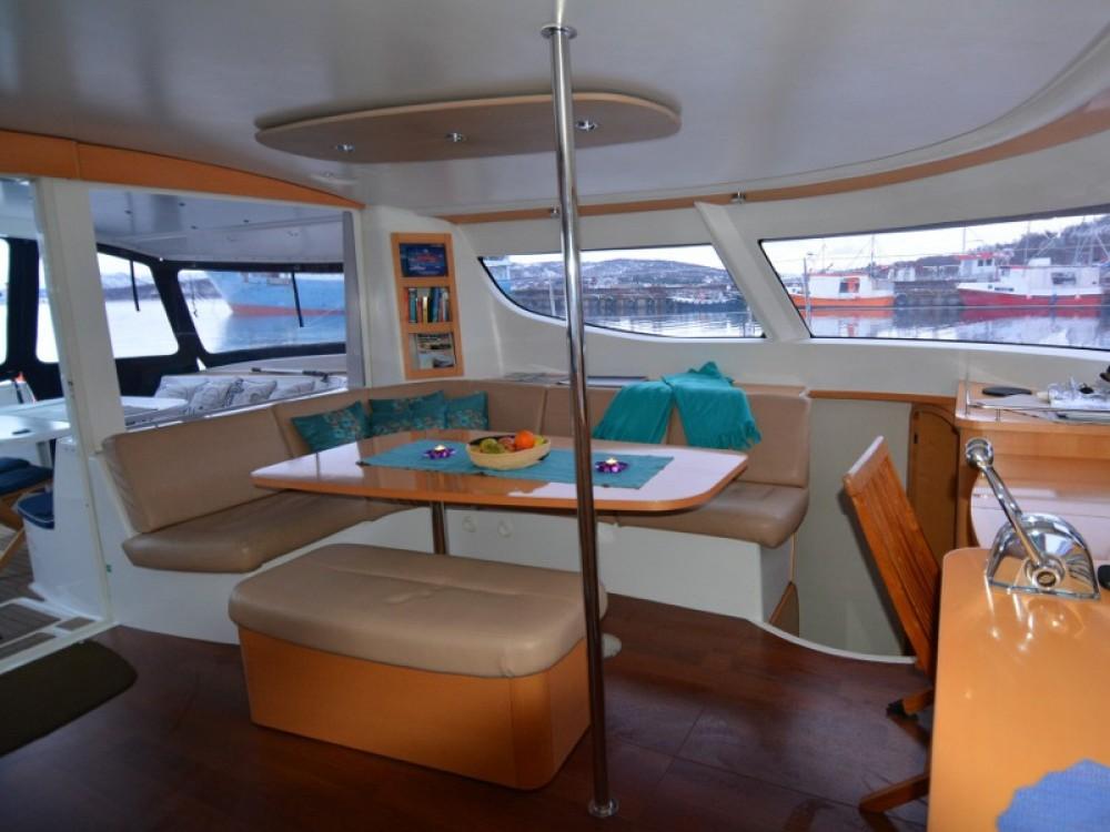 Location bateau Fountaine Pajot Salina 48 à Norvège sur Samboat