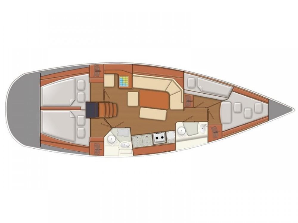 Location yacht à  - Delphia Delphia 40 sur SamBoat