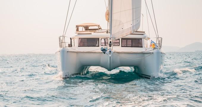 Location yacht à Lávrio - Lagoon Lagoon 421 sur SamBoat