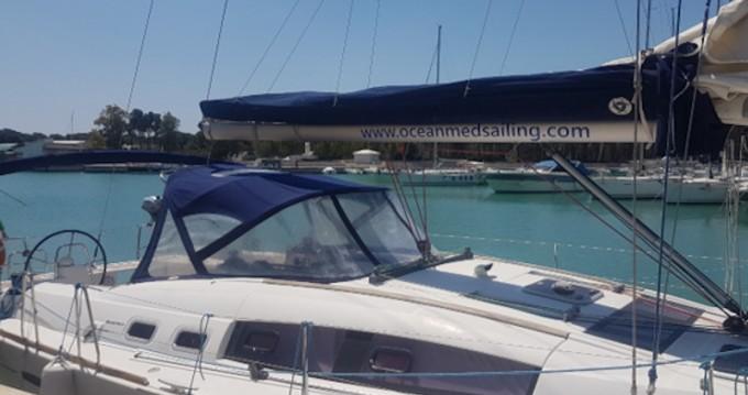 Location bateau Santa Maria di Leuca pas cher Oceanis 46