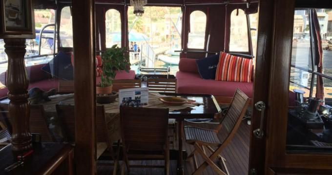 Location bateau  Gulet à Lipari sur Samboat