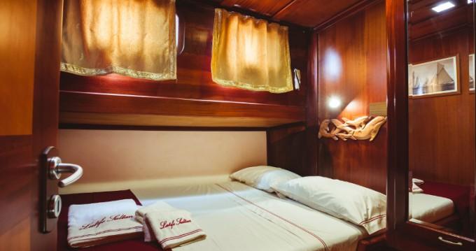 Location yacht à Lipari -  Gulet sur SamBoat