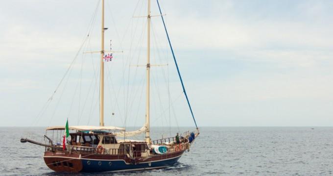 Louer Voilier avec ou sans skipper  à Cannigione