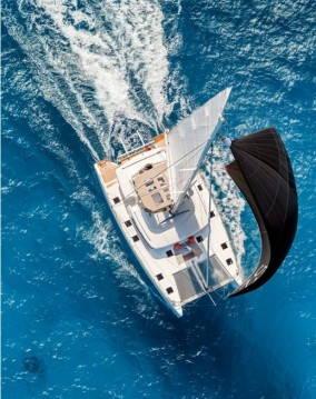 Catamaran à louer à Port de Lefkada au meilleur prix