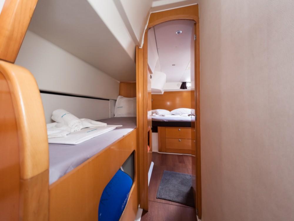 Location Catamaran à Marina Gouvia - Fountaine Pajot Salina 48