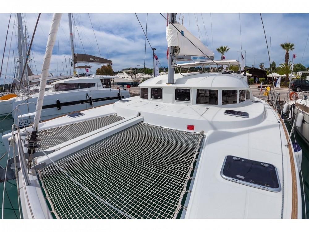 Location yacht à Marina Gouvia - Lagoon Lagoon 380 sur SamBoat