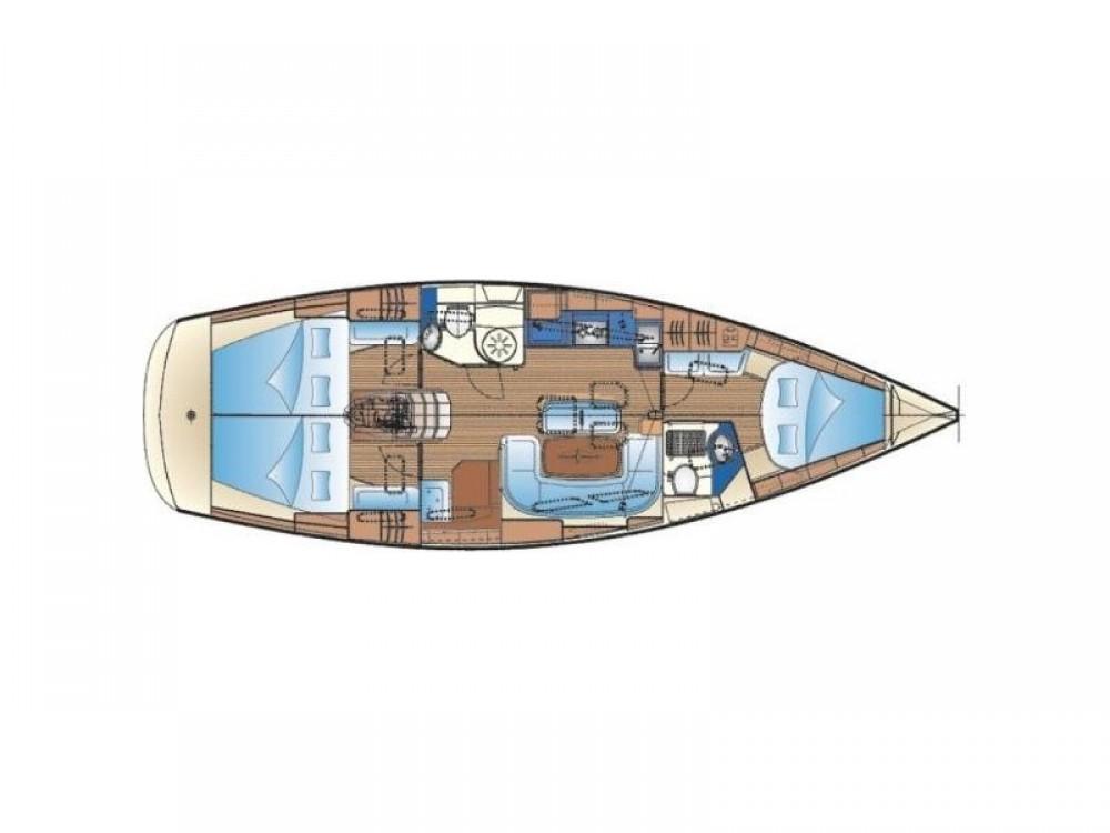 Location Voilier à  - Bavaria Bavaria Cruiser 40