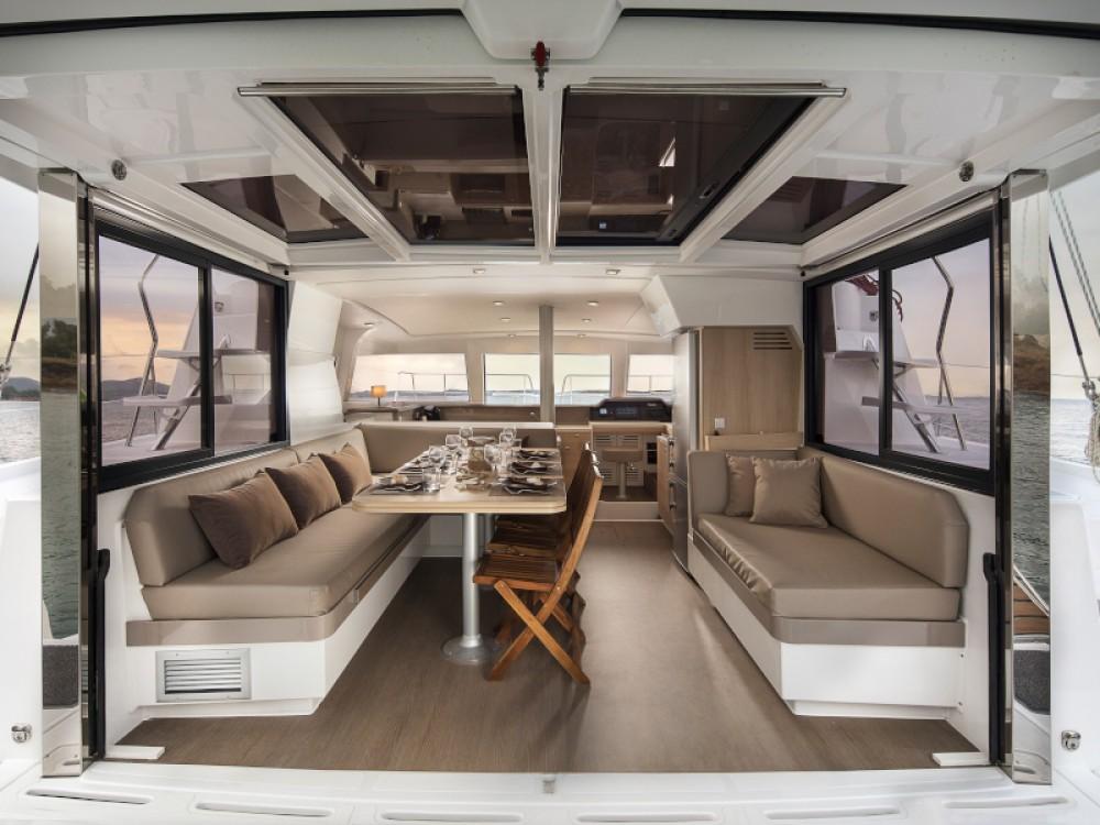 Louer Catamaran avec ou sans skipper Bali à Leucade