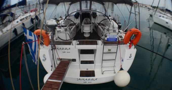 Location bateau Volos pas cher Oceanis 40