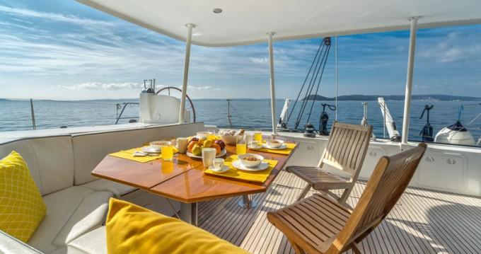 Catamaran à louer à Split au meilleur prix