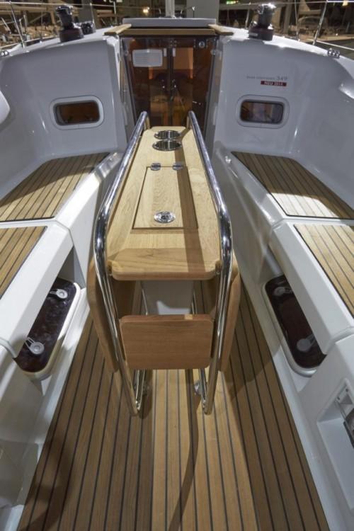 Location yacht à Castiglione della Pescaia - Jeanneau Sun Odyssey 349 sur SamBoat