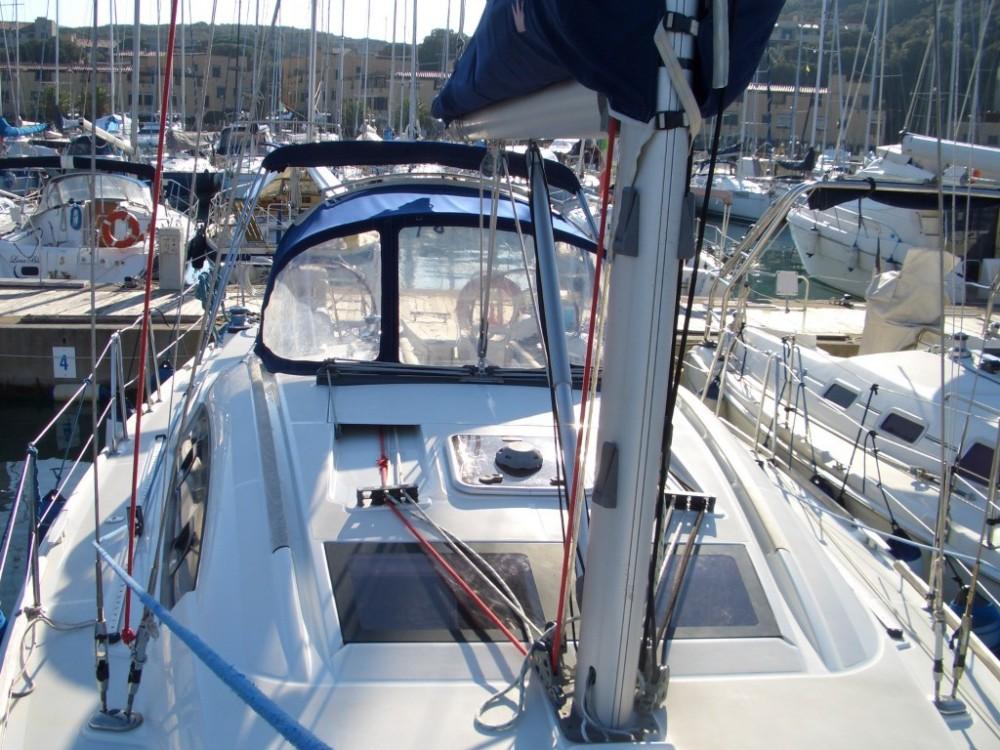 Bénéteau Oceanis 40 entre particuliers et professionnel à Castiglione della Pescaia