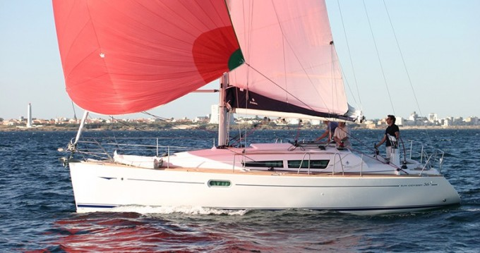 Jeanneau Sun Odyssey 36i entre particuliers et professionnel à Veruda
