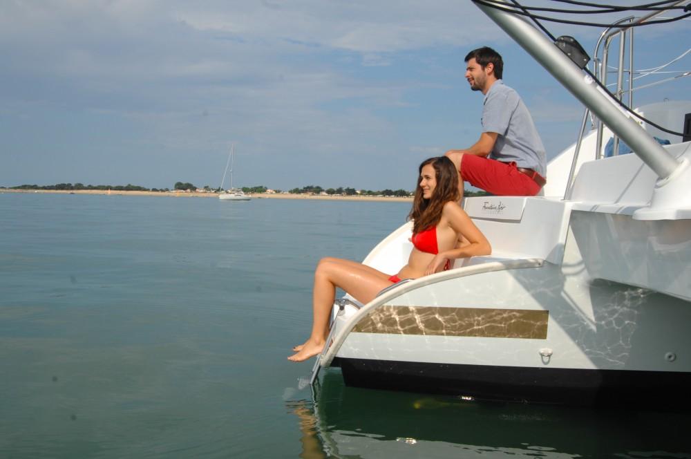 Location Catamaran à Marina Kaštela - Fountaine Pajot Lipari 41 (4 dbl, 2sgl)