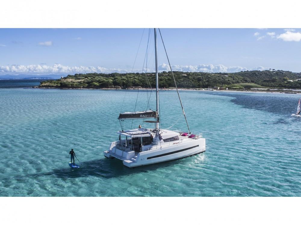 Louer Catamaran avec ou sans skipper Bali à Pula
