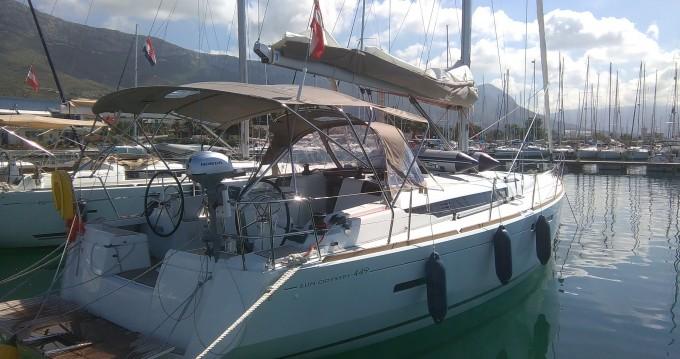 Location yacht à Mindelo - Jeanneau Sun Odyssey 449 sur SamBoat