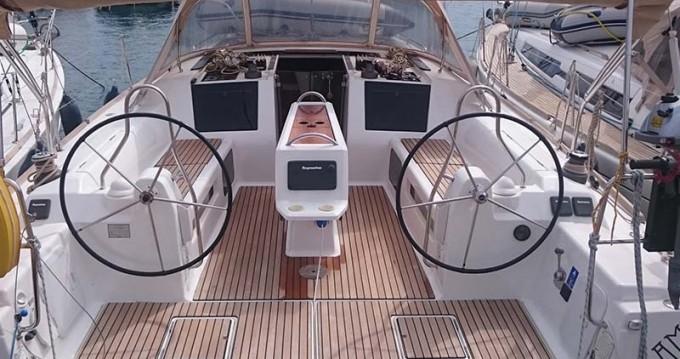 Location yacht à Kaštel Gomilica - Dufour Dufour 410 (3c-2h) sur SamBoat