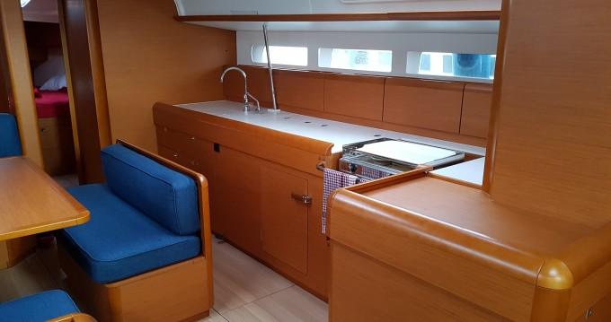 Location bateau Kaštel Gomilica pas cher Sun Odyssey 519
