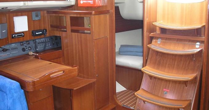 Location bateau Dufour Dufour 455 à Veruda sur Samboat