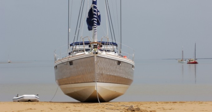 Location bateau Alubat Ovni 395 à Veruda sur Samboat
