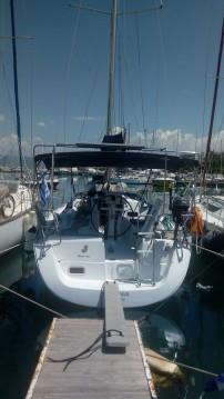 Location bateau Lefkada (Île) pas cher Oceanis 31