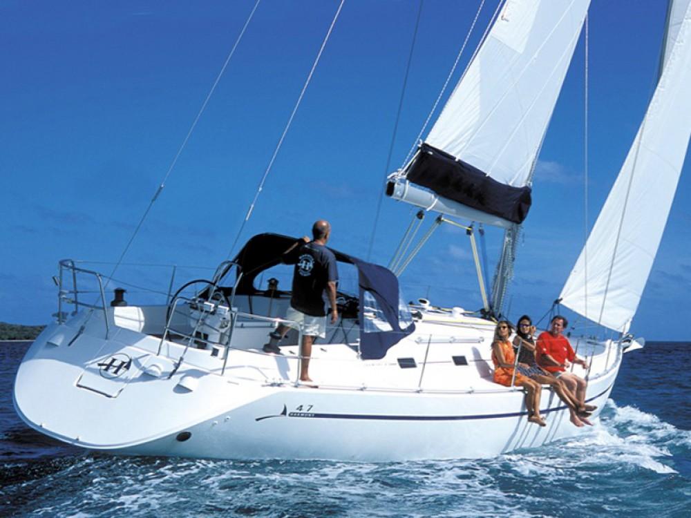 Location bateau Karaca pas cher Harmony 47