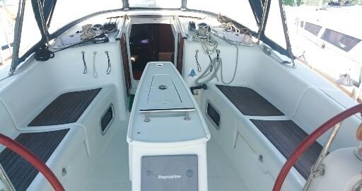 Location bateau Bénéteau Oceanis 43 à Lefkada (Île) sur Samboat