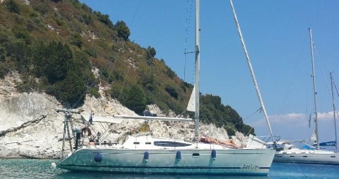 Feeling Feeling Kirie 39 entre particuliers et professionnel à Lefkada (Île)