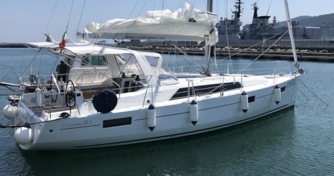 Location bateau Bénéteau Oceanis 41.1 à La Spezia sur Samboat