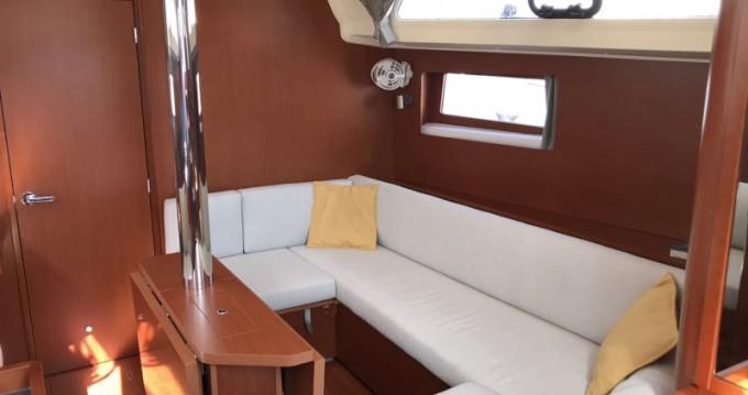 Location bateau La Spezia pas cher Oceanis 41.1